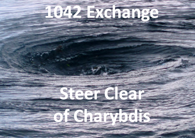 1042-Exchange-Steer-Clear-of-Charybdis