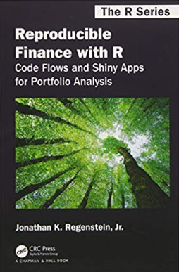Reproducible Finance with R: Code Flows and Shiny Apps for
